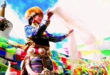 """""""走进56个民族家庭""""之藏族"""