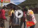 藏族:为客人敬献牦牛奶时唱得《藏族酒歌》