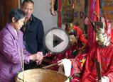 毛南族民歌献给党的九十岁生日