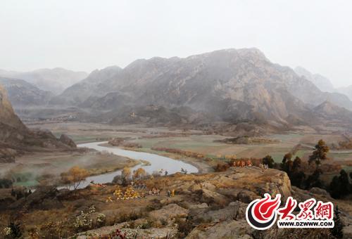 登中原第一高塔,观全景锦绣河山