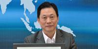外交部边海司司长邓中华谈边界与海洋外交
