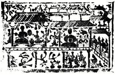 向山东博物馆捐赠动物标本 最新闻报道    汉墓中往往有画像石出土