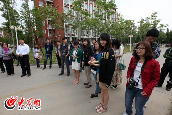 """青岛职业技术学院:没有大门围墙的人才""""摇篮"""""""