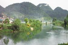 中国水资源形势日趋严峻