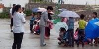 定西地震震中岷县大草滩镇60%房屋裂缝 20%房屋倒塌