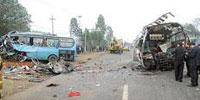 2012年死亡5人以上道路交通事故10起