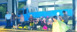 菏泽整治道路交通安全 两男子无证驾农用三轮被拘
