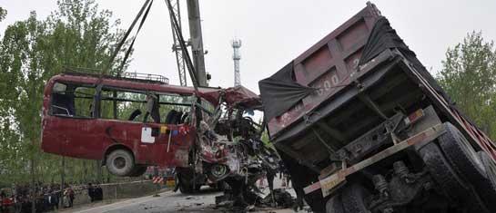 九成多安全事故致死源起车祸