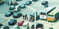 """实现道路事故双下降 解决""""中国式""""过马路难题"""