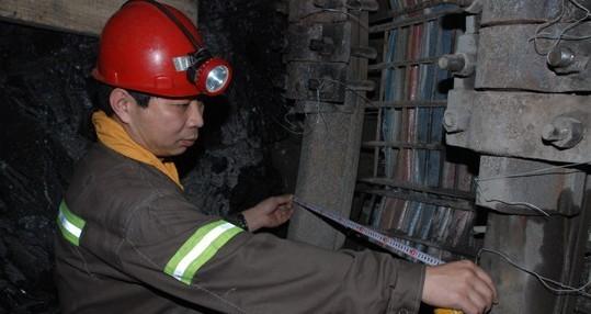 郝守田:6次刷新煤矿掘进记录