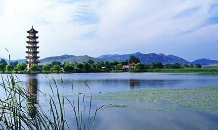 天佛风景名胜区——真山,真水,真大佛