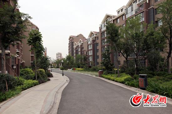 旧村改造惠民生 李家上流社区变花园小区