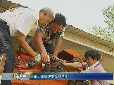 朱庆来:扎根基层的农机站站长