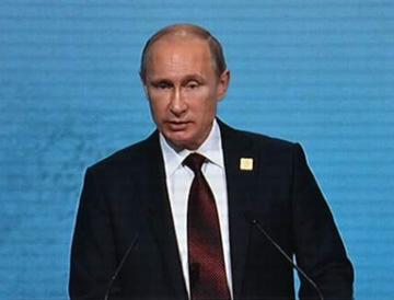 普京APEC发表演讲 阐述亚太对俄意义