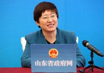 王随莲接受大众网专访