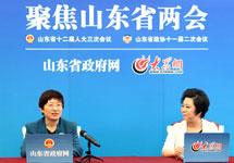视频:王随莲接受大众网专访