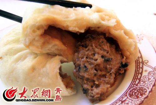 """青岛大包 """"大个""""平民的美味"""
