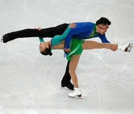 三项赛事提前开战 中国花滑团体暂列第三