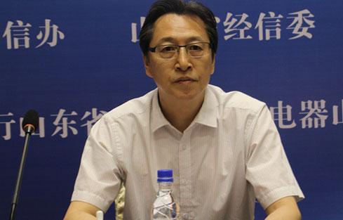 大众报业集团党委常委、副总编辑杨晓洲出席开幕式