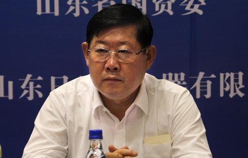 省国资委党委副书记时民出席开幕式