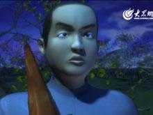 网上抗战纪念馆抢先看(9)三维影片再现16岁儿童团长牺牲情景