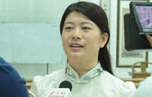 山东省委党史研究室副处长张艳芳