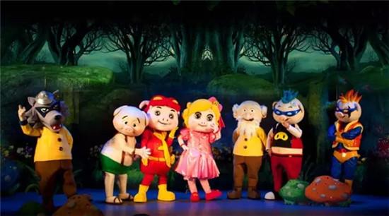 【猪猪侠@你】本年度最卖座的儿童舞台剧空降济南啦