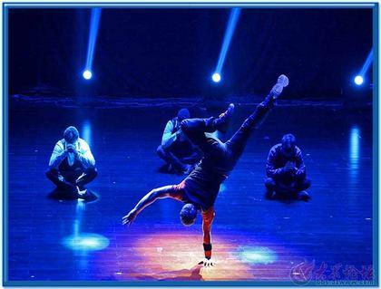 法国街舞------独舞