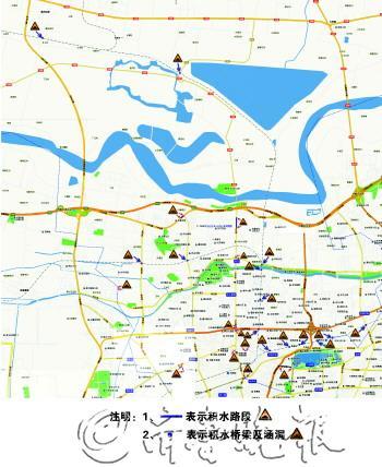 济南白鹤建材市场地图