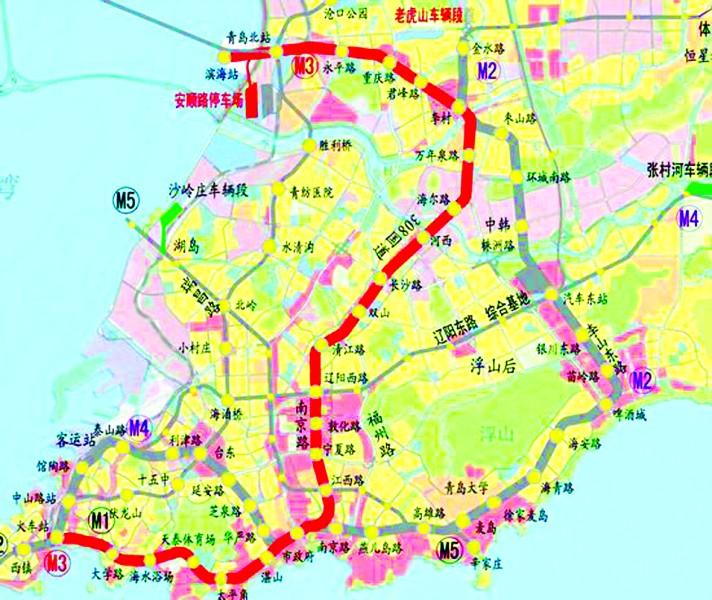 他指出,青岛地铁是全省第一个地铁建设项目,省委,省政府高度重视,全省