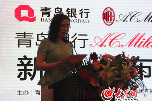 济南区选拔赛共同主办方山东广播电视台体育休闲广播fm1021负责人出席