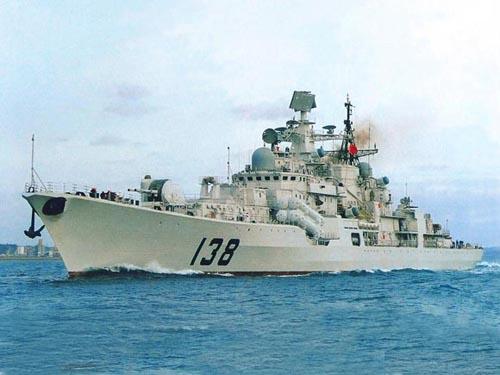 大胆级驱逐舰_俄罗斯交付中国订购驱逐舰 美国媒体大肆炒作