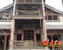 200年古建筑成废品站,文物局称违法将严惩.jpg