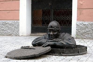世界各地的雷人雕塑