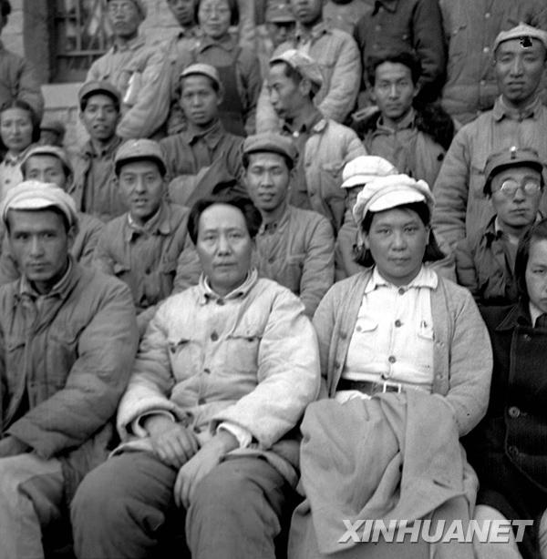 历史上的5月2日:延安文艺座谈会召开