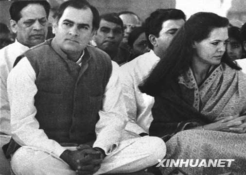 历史上的5月21日:拉吉夫?甘地遇刺身亡