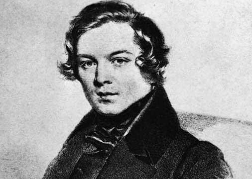 历史上的6月8日:作曲家舒曼诞生