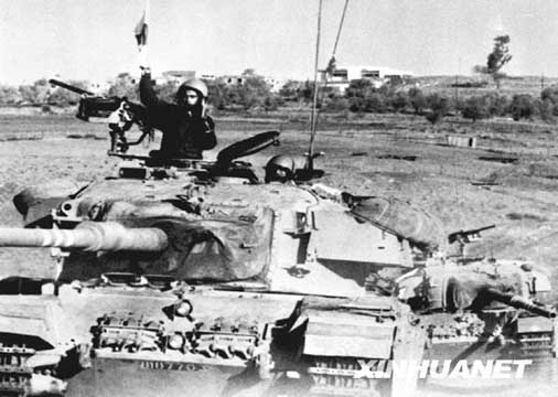 历史上的6月5日:第三次中东战争爆发