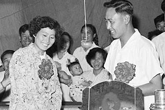 建国60年:婚姻变奏曲