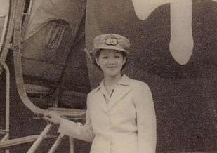 民国时代的中国空姐