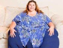 盘点全球令人无法想象的胖人