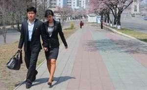 揭朝鲜人如何恋爱