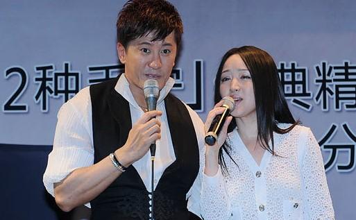 毛宁新专辑发布会众多好友助阵 与杨钰莹携手同唱