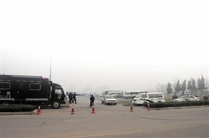 青岛法院昨审理聂磊黑社会性质组织犯罪案