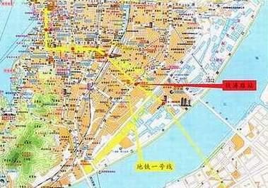 ppt 素材 杭州地理位置