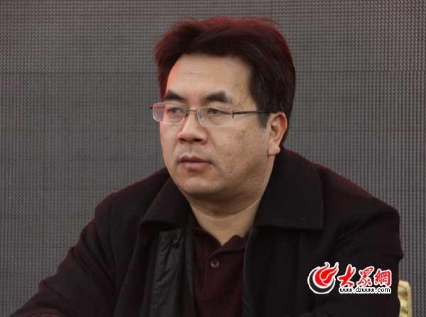 大众日报、大众网枣庄站站长张环泽出席颁奖典礼