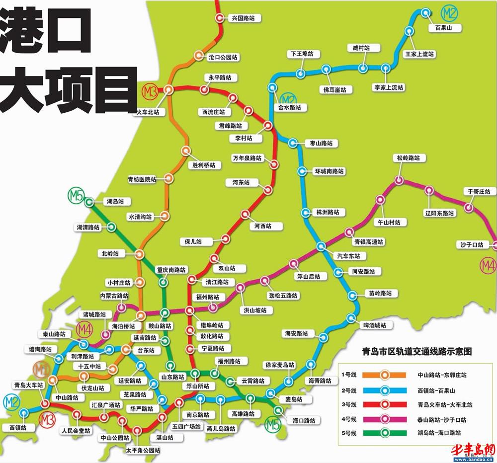 """1月29日,记者采访获悉,本市发布《青岛市""""十二五""""重点项目建设规划》"""