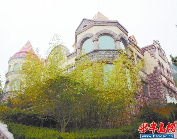 神秘房主抛售12栋小产权别墅 心理价至少1亿元