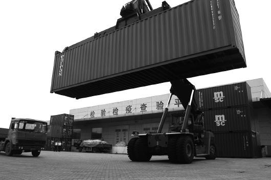 青岛保税港区政策助推物流企业转型升级
