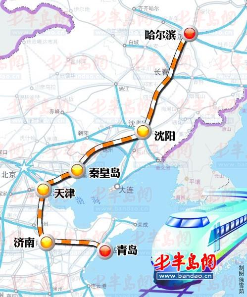 上海高铁地图全图
